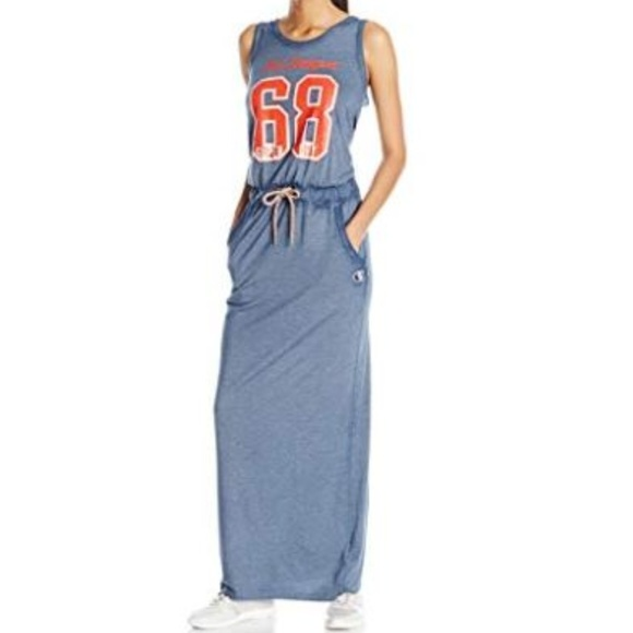 396ba8a86 Superdry Women's Tri League Drawstring Maxi Dress